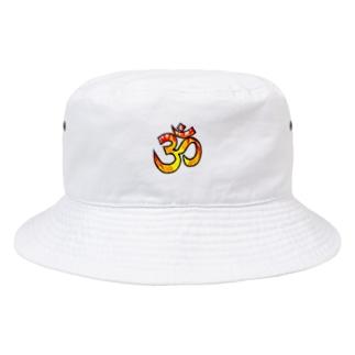 でぃすとぴ屋のふぁいやーおーむ Bucket Hat