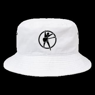 booya!のストラトクホ Bucket Hat