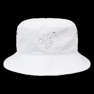 さくら まい*のぐるっパ Bucket Hat