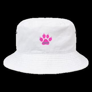 トリッキーの足跡を残して Bucket Hat