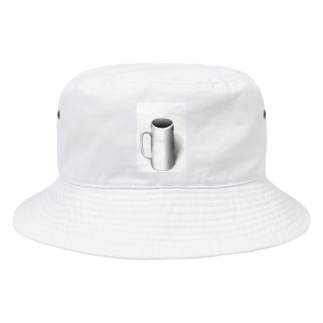 マグカップついてるよ Bucket Hat