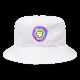 chibikumaの第くまちゃくら Bucket Hat