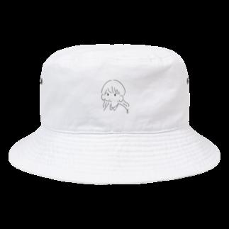 こんのおんなのこ Bucket Hat