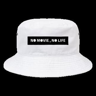 たくみん / 宮田匠のNO MOVIE , NO LIFE Bucket Hat