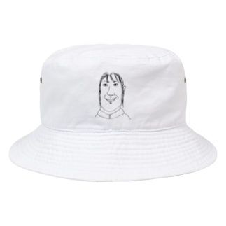 kento fukayaの九毛作(小さめ・名前無し) Bucket Hat