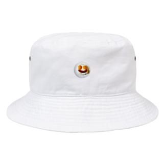 にこにこモーニングセット Bucket Hat