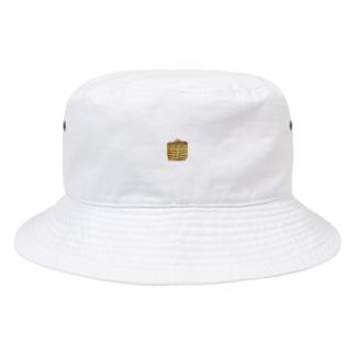 nk2020のパンケーキ Bucket Hat