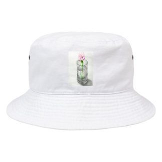 Danke Shoot Coffeeのカーネーション買う金ないので Bucket Hat