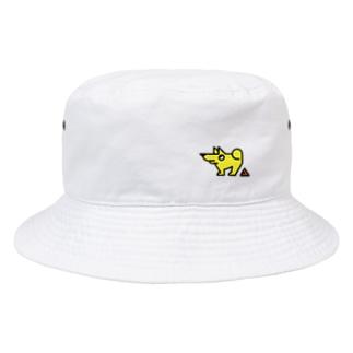 柴印ブロック Bucket Hat