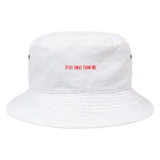 三密回避装備 Bucket Hat