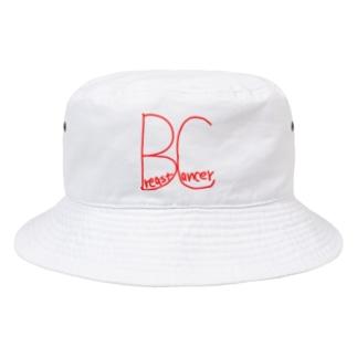 皇月SATSUKIのBreast Cancer Bucket Hat