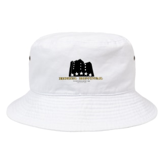 Hotel Revival Bucket Hat