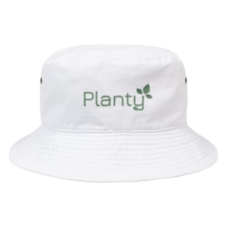 Planty 420 logo Bucket Hat