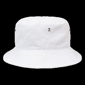 グラフィンの不幸中の幸い?不幸中のWi-Fi CMY 胸ワンポイントロゴ Bucket Hat