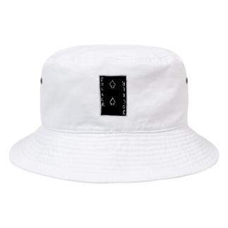 トランプ Bucket Hat