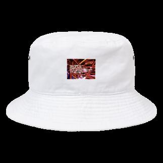 秋代ちゃん。の家出 Bucket Hat