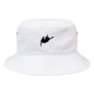 necovepp in da shoppのone point Bucket Hat