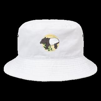 Lichtmuhleのマレーバク Bucket Hat