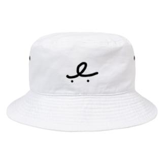まゆげくん Bucket Hat
