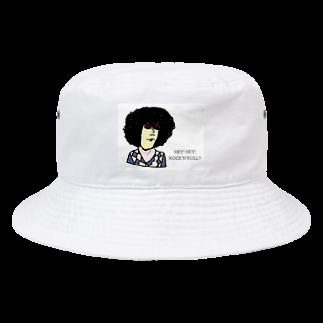 おしんの商店のボヘミアン Bucket Hat