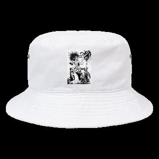iceshark66の0°YOL.O Bucket Hat