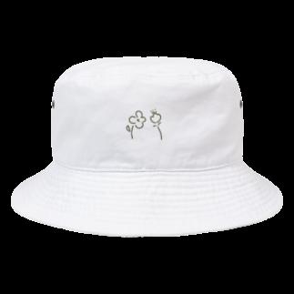 いちまいにまいのにりん Bucket Hat