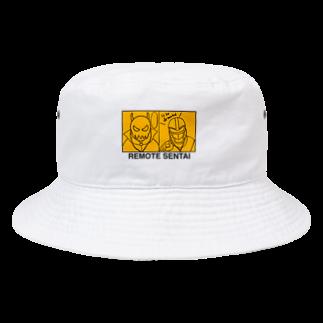 KAZUHIROSHOPのREMOTE SENTAI Bucket Hat