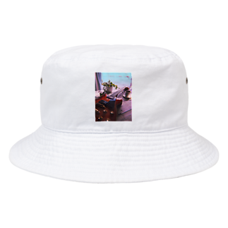 TK-marketのギター Tシャツ Bucket Hat