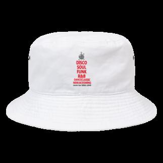 music bar SOUL LOVEのSOUL LOVE MOJI Bucket Hat