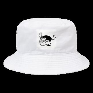 k a j uののってるボーイ Bucket Hat