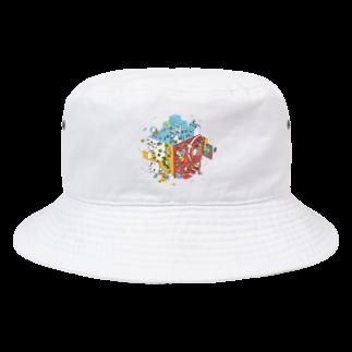 だいずのおみせのあなたとセカイをチカクする Bucket Hat