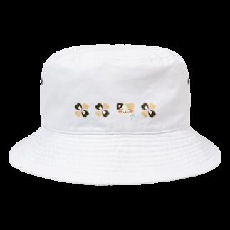 nyanya_sanの被ってね♥(*^^*) Bucket Hat