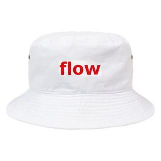 アメリカンベースのflow Bucket Hat