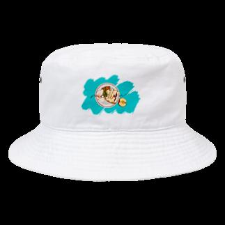 NINONのmellow Bucket Hat