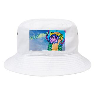 summergirlMIX Bucket Hat