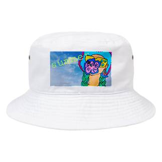 mAyumi.xxxのsummergirlMIX Bucket Hat