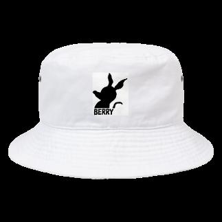 アメリカンベースのBERRY Bucket Hat
