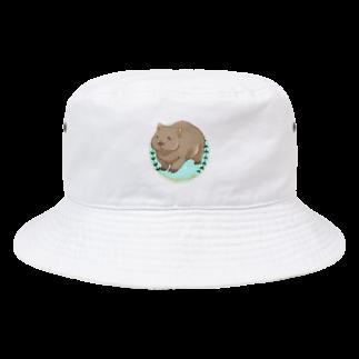 Lichtmuhleのウォンバット Bucket Hat
