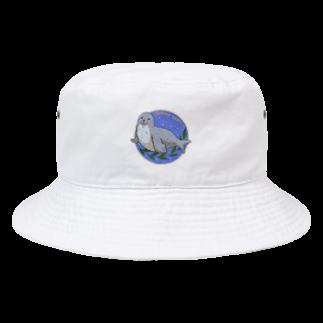 Lichtmuhleのゴマフアザラシ Bucket Hat