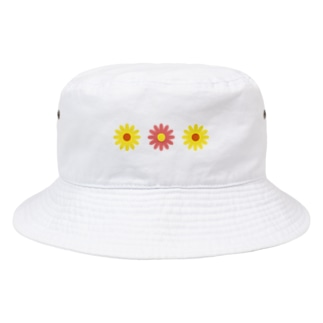 90s Hippie Bucket Hat