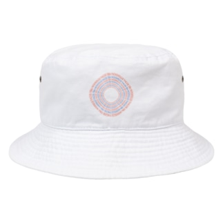 60s Nouvelle Vague Era Bucket Hat