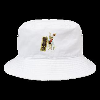 Rock catのBAD CAT 営業中 Bucket Hat