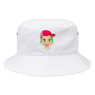ぺいすー! Bucket Hat