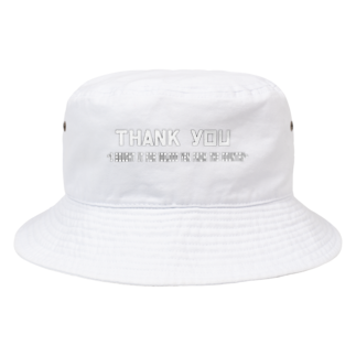 Danke Shoot Coffeeの10万円で買いました Bucket Hat