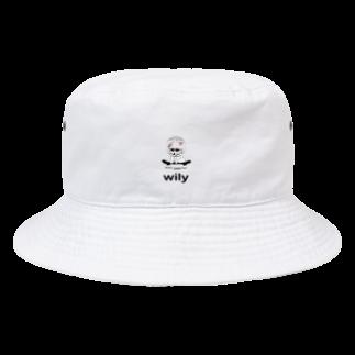 yuria8888のバカンスは気分次第 Bucket Hat