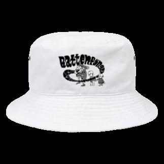 queer_lollipop_pepperのRattenfanger_POSI Bucket Hat