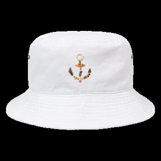 KIPU TUKERUのIkari Bucket Hat