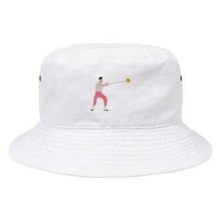 ハンマー投げ Bucket Hat