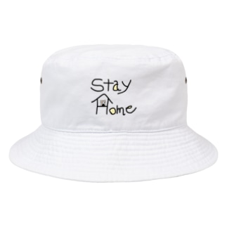 ウィンちゃん(stay home Bucket Hat