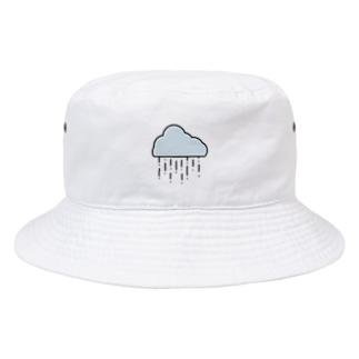 雨模様 Bucket Hat